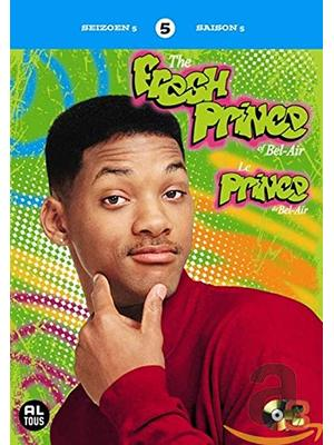 The Fresh Prince of Bel-Air(原題)シーズン5