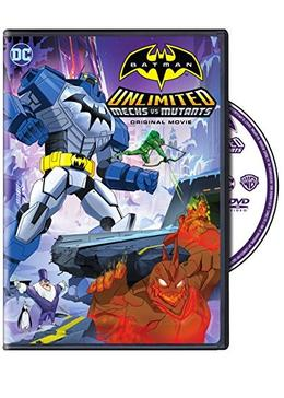 Batman Unlimited: Mechs vs. Mutants(原題)
