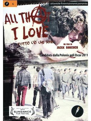 All That I Love(英題)