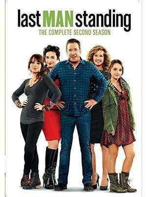 Last Man Standing Season 2(原題)