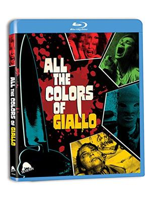 All the Colors of Giallo(原題)