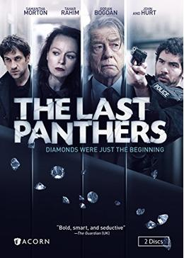The Last Panthers(原題)