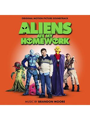 Aliens Ate My Homework (原題)