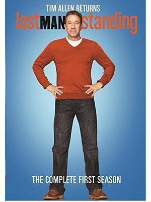 Last Man Standing Season 1(原題)