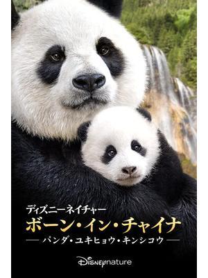 ディズニーネイチャー/ボーン・イン・チャイナ パンダ・ユキヒョウ・キンシコウ