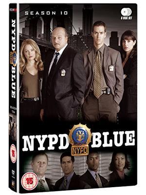 NYPDブルー シーズン10