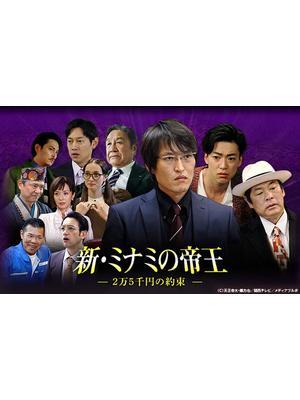 新・ミナミの帝王〜2万5千円の約束〜