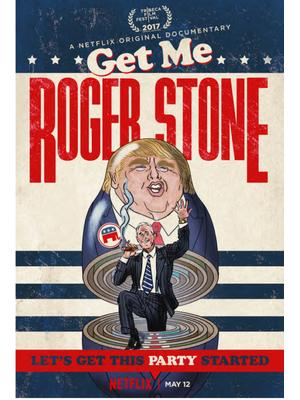 困った時のロジャー・ストーン