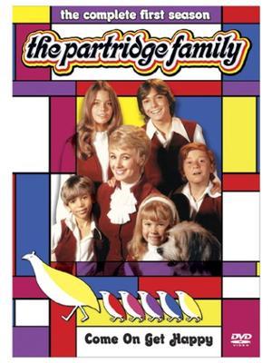 人気家族パートリッジ