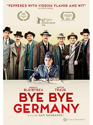 Bye Bye Germany(英題)