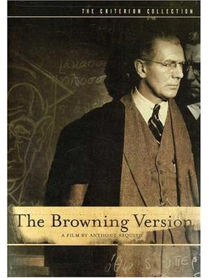 The Browning Version(原題)