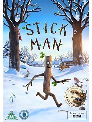 Stick Man / こえだのとうさん
