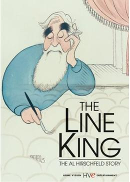 The Line King: The Al Hirschfeld Story(原題)