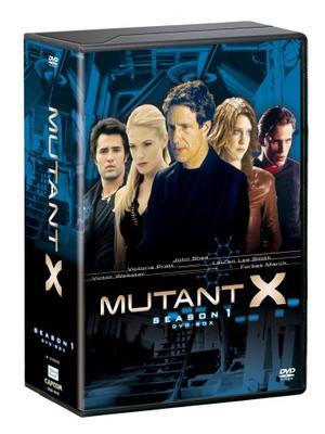 ミュータントX シーズン1