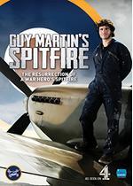ガイ・マーティン: 単座戦闘機スピットファイア修復作戦