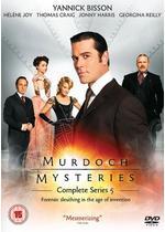 マードック・ミステリー 刑事マードックの捜査ファイル シーズン1