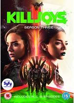 KILLJOYS/銀河の賞金ハンター シーズン3