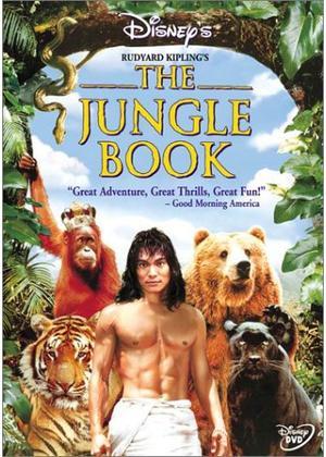 ジャングル ブック あらすじ