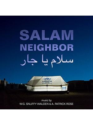 隣人の絆 -シリア難民キャンプの人々-
