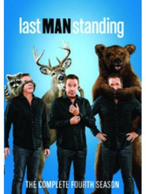 Last Man Standing Season 4(原題)