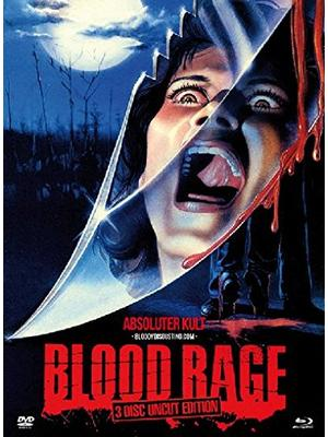 Blood Rage(原題)