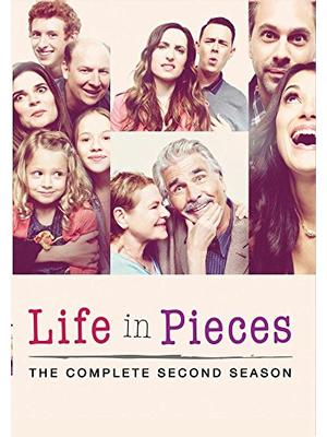 Life in Pieces Season 2(原題)